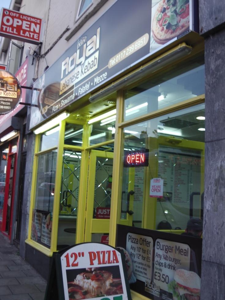 royal lebanese kebab