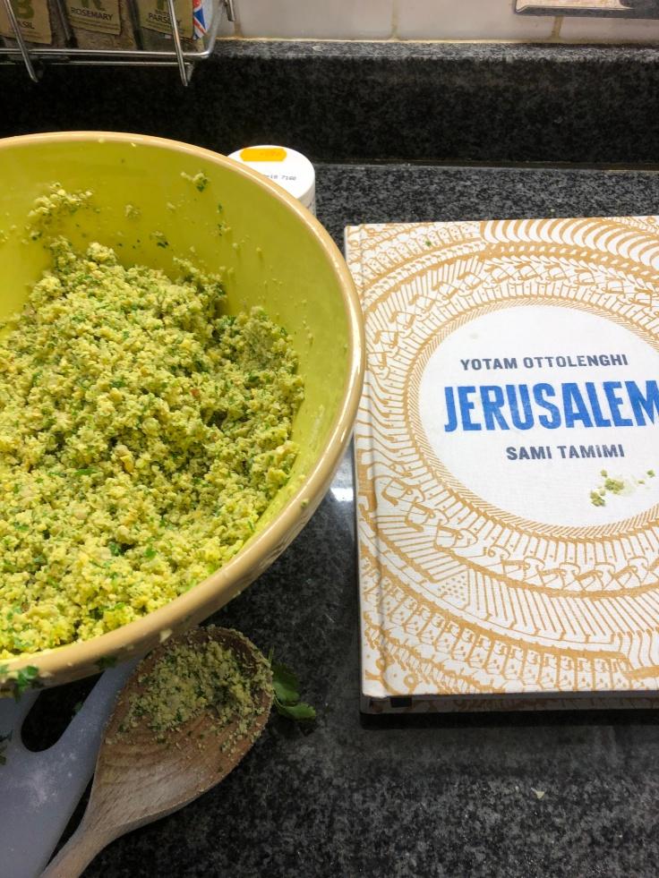 falafel jerusalem