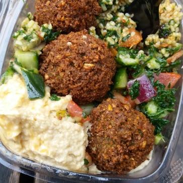 homecoming falafel 2