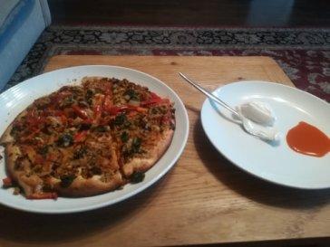 pizza falafel 1